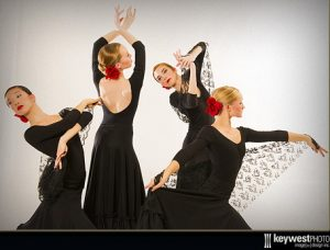 Flamenco dancing, Brandon School of Dance