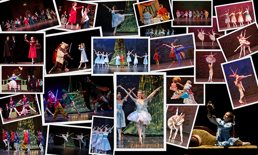 The Nutcrackers, presented by Brandon School of Dance