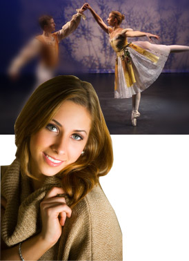 Courtney Baxter, Ballet, Jazz and Lyrical Instructor, Brandon School of Dance
