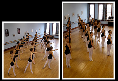 Ballet, Brandon School of Dance
