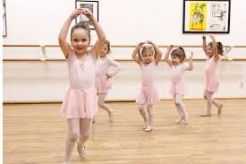 Pre-Ballet, Brandon School of Dance